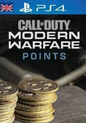 Buy Cheap Call of Duty Modern Warfare Points (UK Accounts) PS4 CD Key