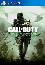 Buy Cheap Call of Duty Modern Warfare Remastered PS4 CD Key