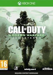 Buy Cheap Call of Duty Modern Warfare Remastered XBOX ONE CD Key