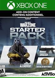 Buy Cheap Call of Duty Warzone Starter Pack XBOX ONE CD Key