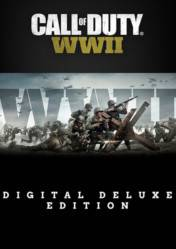 Buy CALL OF DUTY WW2 (COD WWII) Deluxe Edition PC CD Key