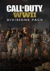 Buy CALL OF DUTY WW2 (COD WWII) Divisions Pack PC CD Key