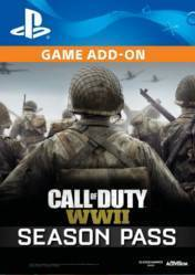 Buy CALL OF DUTY WW2 (COD WWII) Season Pass PS4 CD Key