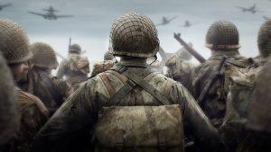 Call of Duty: WW2 launch sales double Infinite Warfare