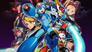 "Capcom adds ""Rookie hunter"" mode to Mega man X Legacy collection 1 and 2"