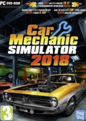 Buy Car Mechanic Simulator 2018 pc cd key for Steam