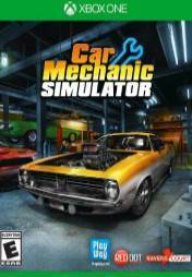 Buy Cheap Car Mechanic Simulator 2018 XBOX ONE CD Key
