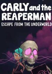 Buy Cheap Carly and the Reaperman Escape from the Underworld PC CD Key