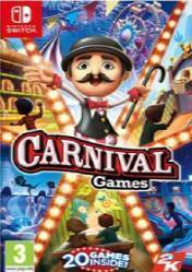 Buy Cheap Carnival Games NINTENDO SWITCH CD Key