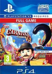 Buy Cheap Carnival Games PS4 CD Key