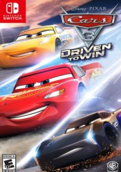 Buy Cheap Cars 3 Driven to Win NINTENDO SWITCH CD Key