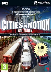 Buy Cheap Cities in Motion Complete Collection PC CD Key