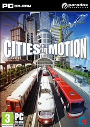 Buy Cheap Cities in Motion PC CD Key