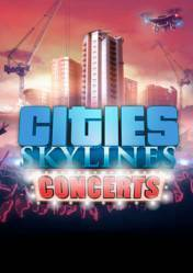 Buy Cheap Cities Skylines Concerts PC CD Key