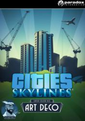 Buy Cheap Cities Skylines Content Creator Pack Art Deco PC CD Key