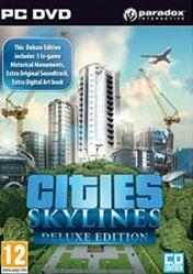 Buy Cities Skylines Deluxe Edition pc cd key for Steam
