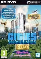 Buy Cities Skylines Gold Edition PC CD Key