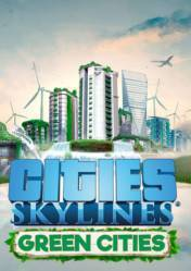 Buy Cheap Cities Skylines Green Cities PC CD Key