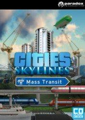 Buy Cheap Cities Skylines Mass Transit PC CD Key