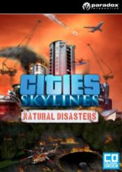 Buy Cities Skylines Natural Disasters PC CD Key
