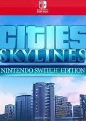 Buy Cheap Cities: Skylines NINTENDO SWITCH CD Key