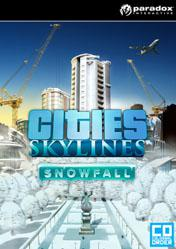 Buy Cities Skylines Snowfall pc cd key for Steam