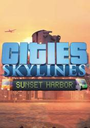 Buy Cheap Cities: Skylines Sunset Harbor PC CD Key