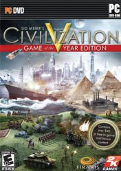 Buy Civilization V Game of the Year Edition PC CD Key