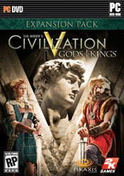 Buy Cheap Civilization V Gods and Kings PC CD Key
