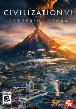 Buy Civilization VI: Gathering Storm pc cd key for Steam