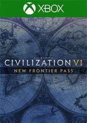 Buy Cheap Civilization VI New Frontier Pass XBOX ONE CD Key