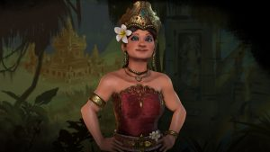 Civilization VI presents Indonesia as newest faction