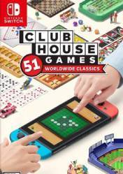 Buy Cheap Clubhouse Games: 51 Worldwide Classics NINTENDO SWITCH CD Key