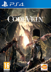 Buy CODE VEIN PS4 CD Key