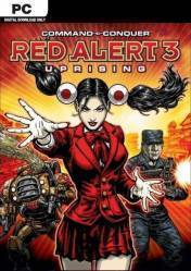 Buy Command & Conquer: Red Alert 3 Uprising pc cd key for Steam