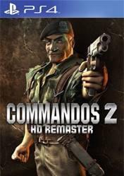 Buy Cheap Commandos 2 HD Remaster PS4 CD Key