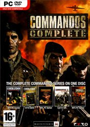 Buy Cheap Commandos Complete Collection PC CD Key