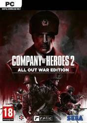 Buy Company of Heroes 2 All Out War Edition pc cd key for Steam