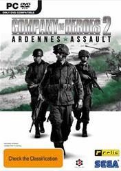 Buy Company of Heroes 2 Ardennes Assault DLC PC CD Key