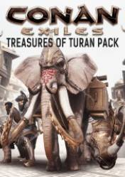 Buy Cheap Conan Exiles Treasures of Turan Pack PC CD Key