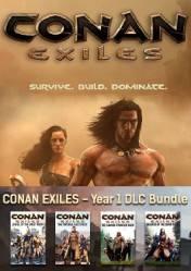 Buy CONAN EXILES YEAR 1 DLC BUNDLE pc cd key for Steam
