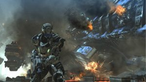 Confirmed: Sega will publish the Vanquish PC port on May 25th