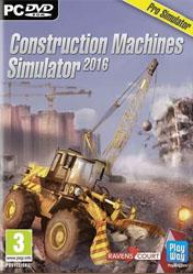 Buy Cheap Construction Machines Simulator 2016 PC CD Key