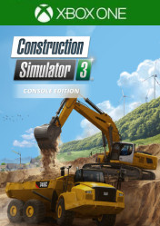 Buy Construction Simulator 3: Console Edition XBOX ONE CD Key