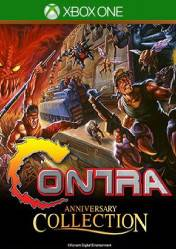 Buy Cheap Contra Anniversary Collection XBOX ONE CD Key