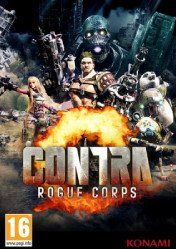 Buy CONTRA: ROGUE CORPS pc cd key for Steam