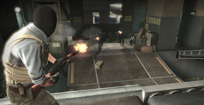 Counter Strike Global Offensive PC Screenshot