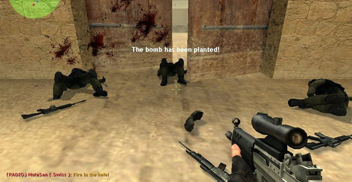 Counter Strike: Source PC Screenshot