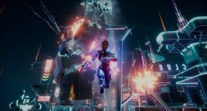 Crackdown 3 is four times bigger than the previous titles of the franchise