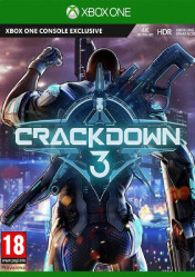 Buy Cheap Crackdown 3 XBOX ONE CD Key